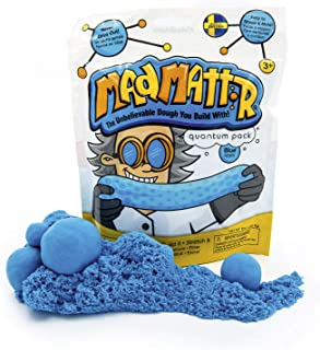 Relevant Play Mad Mattr Super-Soft Modelling Dough Compound that Never Dries Out, 10 Ounces, Blue