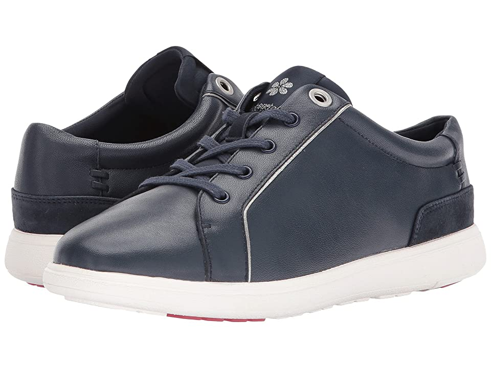 Foot Petals Cushionology Andi (Navy Leather) Women