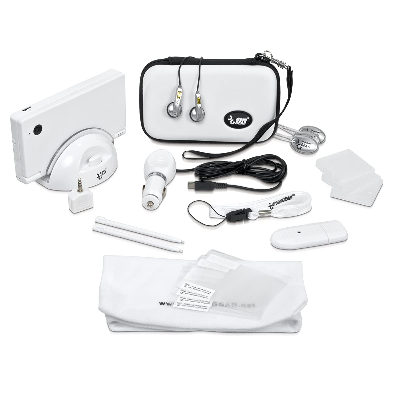 DSi quality assurance -18-In-1 famous Starter Kit White -