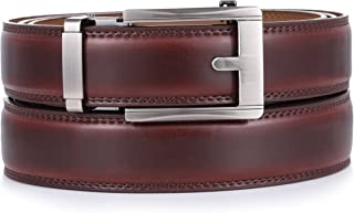 Best oxblood leather belt mens Reviews