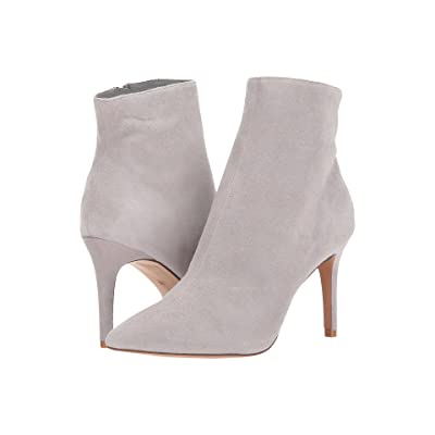 Steven Logic Dress Bootie (Grey Suede) Women