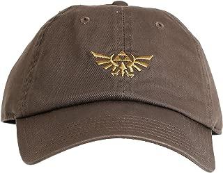 Zelda Dad Hat Standard Brown