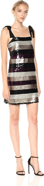 Ali & Jay Womens I'm with Andi Mini Sequin Dress Dress