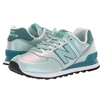 New Balance Classics WL574v2 (Mineral Sage/Outer Banks) Women