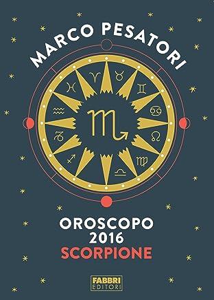 Scorpione - Oroscopo 2016
