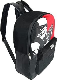 BackpackStar War Stormtrooper Backpack with BottleOfficial LicensedSchool Bag.