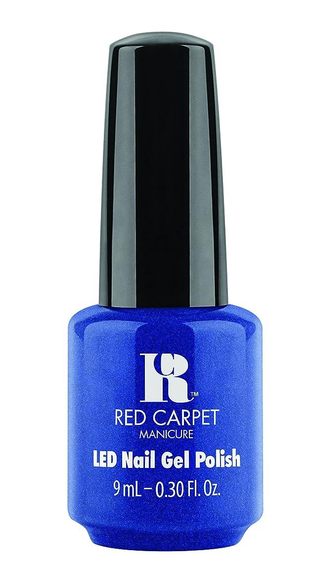 驚きこねるまつげRed Carpet Manicure - LED Nail Gel Polish - Drop Dead Gorgeous - 0.3oz / 9ml
