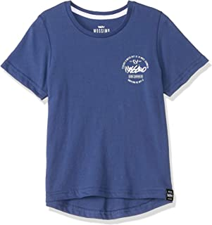 Mossimo Boys' Kids Glacier Drop Tee