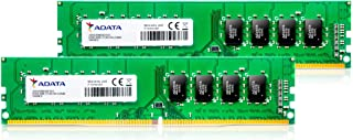 ADATA DDR4-2666MHz CL19 288Pin Unbuffered DIMM デスクトップPC用 メモリ 8GB×2枚 AD4U266638G19-2