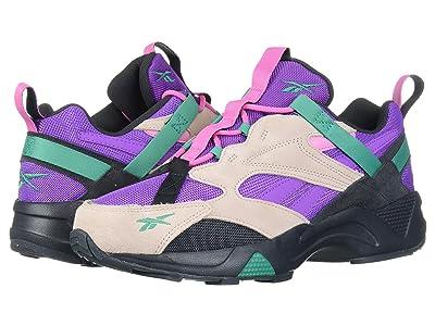 Reebok Lifestyle Aztrek 96 Adventure (Buff/True Grey/Emerald) Shoes