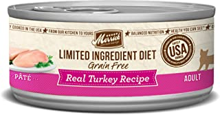 Merrick Limited Ingredient Grain Free Can Cat Food Recipes