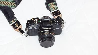 Minolta X-700 35mm Film SLR with Minolta MD 50mm 1:2 Manual Focus Lens