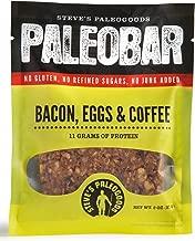 Steve's PaleoGoods, PaleoBar Bacon Eggs & Coffee, 2 oz (Pack of 6)