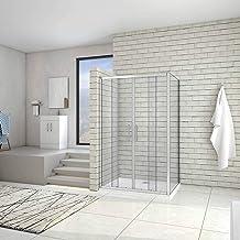 Amazon.es: mamparas de ducha rectangular