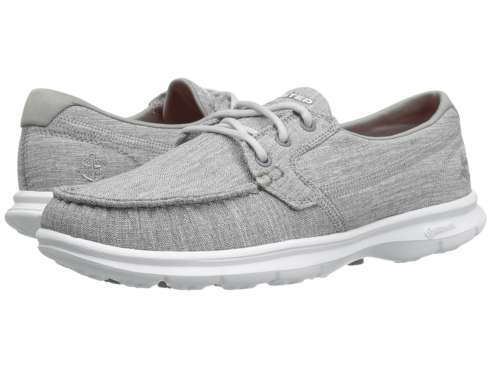 Boat Shoes para Mujer SKECHERS Performance Go Step - Marina  + SKECHERS en VeoyCompro.net