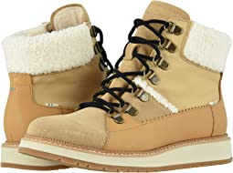 Waterproof Desert Tan Suede/Leather