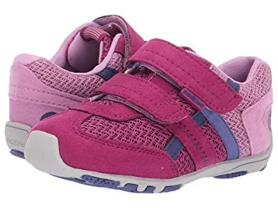 pediped Gehrig Flex (Toddler/Little Kid) (Pink/Berry) Girl