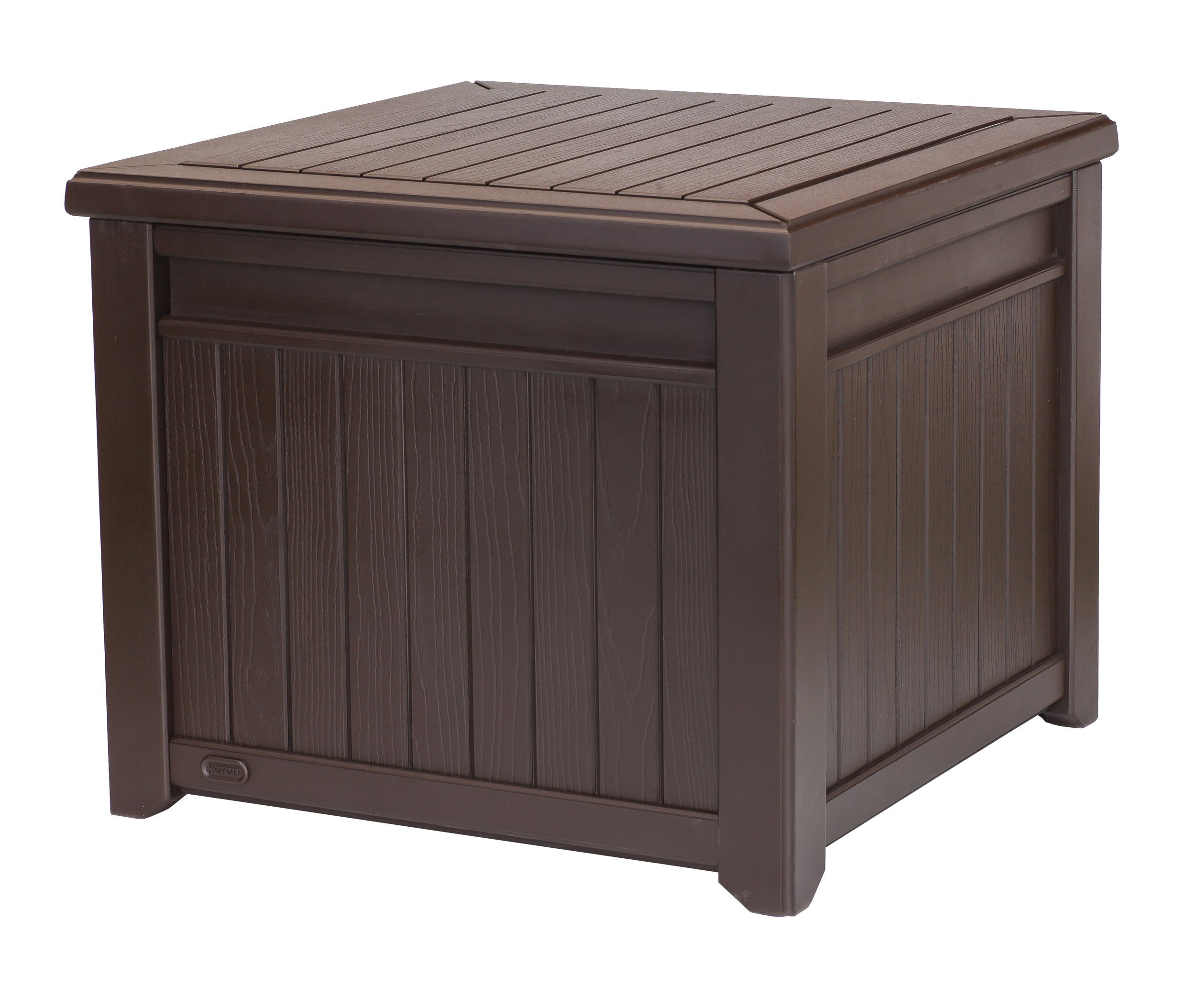 Keter Wood Look Gallon All Weather Storage