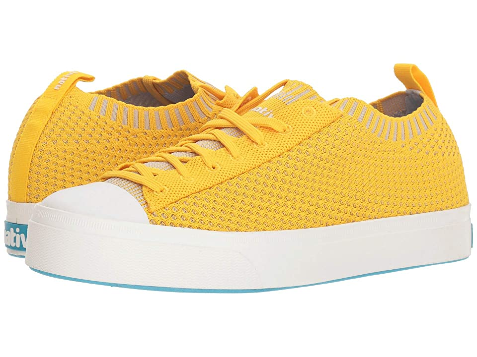 Native Shoes Jefferson 2.0 Liteknit (Alpine Yellow/Shell White) Shoes
