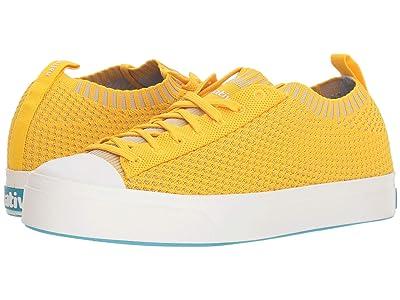 Native Shoes Jefferson 2.0 Liteknit (Alpine Yellow/Shell White) Shoes