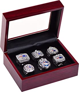 HASTTHOU Replica Championship Ring for New England Patriots Gift Fashion Ring