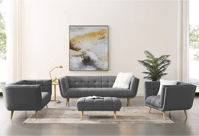 Volans 4 Soldering discount Piece Living Room Furniture Century But Modern Set Mid