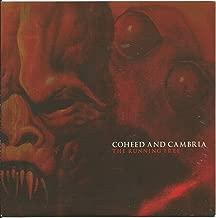COHEED AND CAMBRIA 7 INCH VINYL RECORD ALBUM