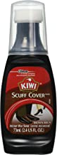 Kiwi Scuff Cover Brown Instant Wax Shine, 2.4 Fluid Ounce (Pack of 3)