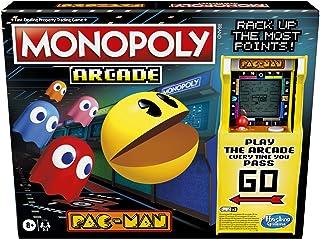 Hasbro Monopoly Arcade Pac Man Bordspel