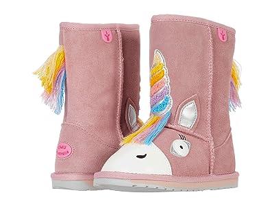 EMU Australia Kids Magical Unicorn (Toddler/Little Kid/Big Kid) (Pale Pink) Girl
