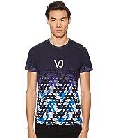 Versace Jeans - Logo Ombre Tee Shirt