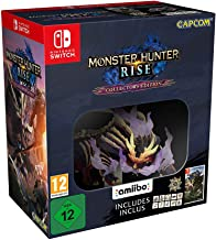 Monster Hunter Rise - Collectors' Edition [Nintendo Switch]