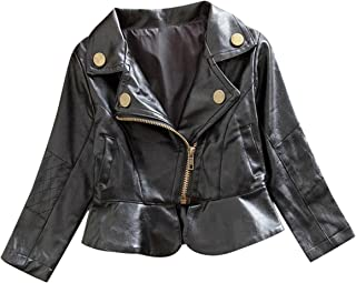 c22cb6daf42b Amazon.es: chaqueta cuero bebe niña