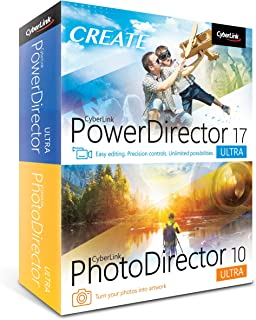 Cyberlink PowerDirector 17 and PhotoDirector 10 Ultra
