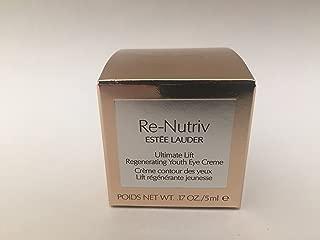 Estee Lauder Re-Nutriv Ultimate Lift Regenerating Youth Eye Creme, Travel Size