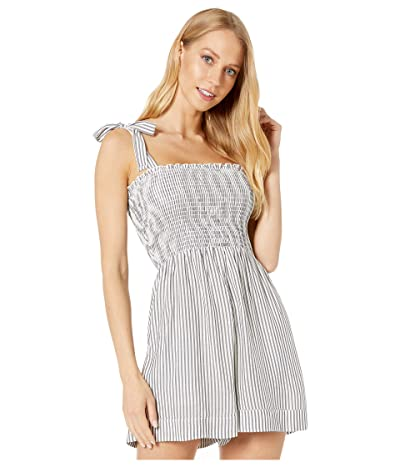 Show Me Your Mumu Leni Romper (Everyday Stripe) Women
