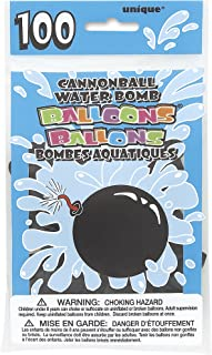 Cannonball Water Balloons, 100ct