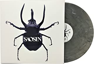 Saosin (Limited Edition Clear With Black Smoke Colored Vinyl)