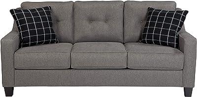Magnificent Amazon Com Benchcraft Marrero Contemporary Sleeper Sofa Andrewgaddart Wooden Chair Designs For Living Room Andrewgaddartcom