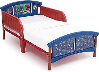 سرير بلاستيكي للأطفال الصغار من دلتا تشيلدرن