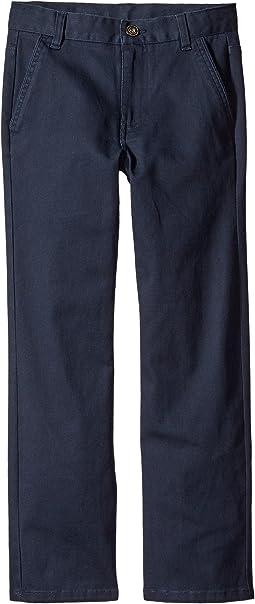 Nautica Kids - Skater Twill Pants (Big Kids)
