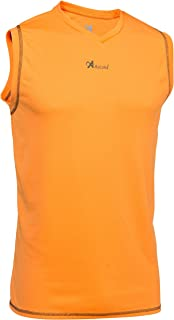 Camiseta de Baloncesto sin Manga Unisex ni/ños Asioka 184//17n