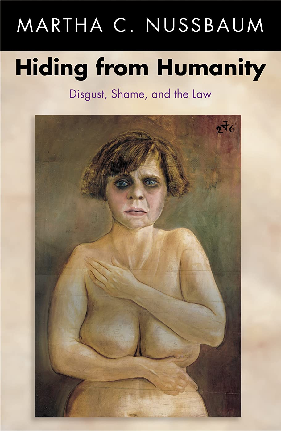 十年スピリチュアル哺乳類Hiding from Humanity: Disgust, Shame, and the Law (English Edition)