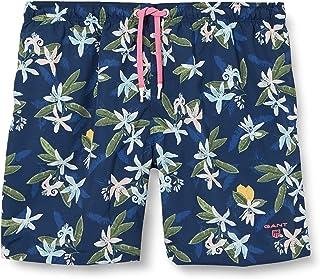 Gant Boy's Swim Shorts Lemon Flowers Bañador para Niños