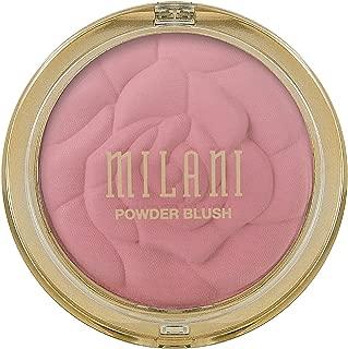 Milani Rose Powder Blush, Romantic Rose [01] 0.60 oz (Pack of 2)