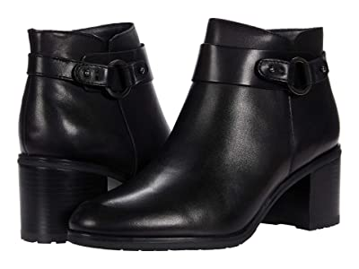 Naturalizer Lydia (Black Leather) Women