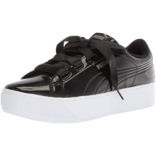reputable site 8a938 0adb3 Patent Leather Sneakers PUMA: Amazon.com