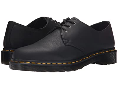 Dr. Martens 1461 3-Eye Shoe Soft Leather (Black Carpathian) Men