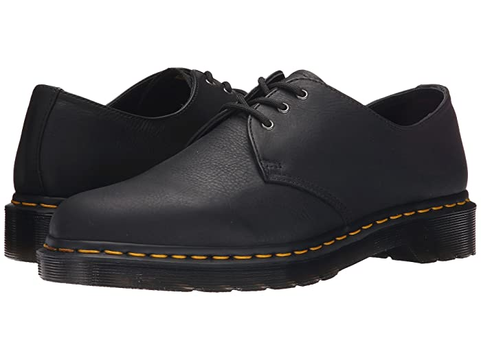 2cc3c07679 Dr. Martens 1461 3-Eye Shoe Soft Leather at Zappos.com