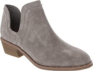 Sugar Women's Eevi Bootie with Cutouts on Ankle and Studs